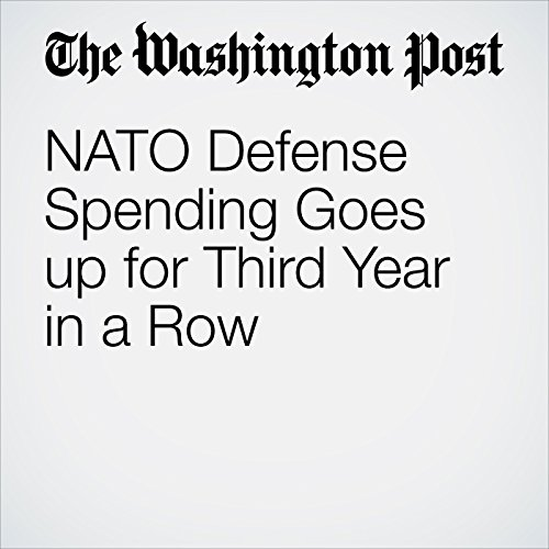 NATO Defense Spending Goes up for Third Year in a Row copertina