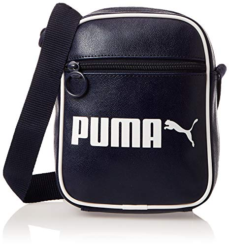 PUMA Campus Portable Retro - Bandolera, Adultos Unisex