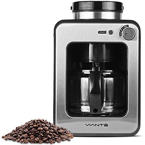 Vianti Mini Grind & Brew Coffee Maker