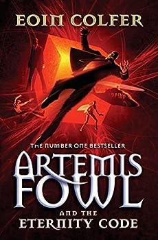 Paperback ARTEMIS FOWL - The Eternity Code Book