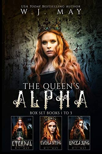The Queen s Alpha Series Box Set Books 1 3 product image