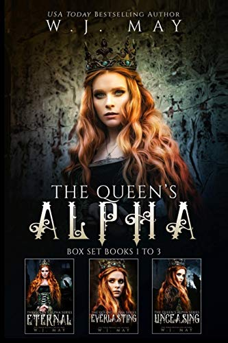 Compare Textbook Prices for The Queen's Alpha Series Box Set: Books #1-3  ISBN 9798665997131 by May, W.J.,by Design, Book Cover