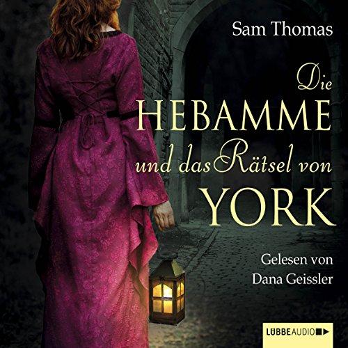 Die Hebamme und das Rätsel von York Titelbild