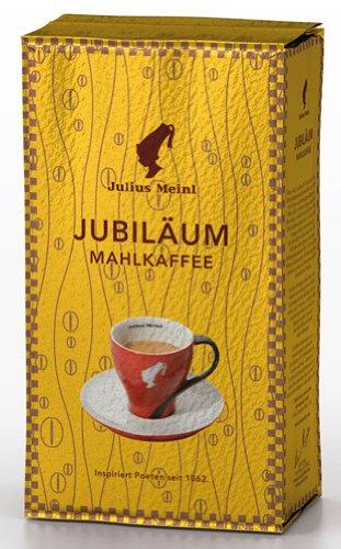 Julius Meinl Jubiläum, gemahlen - 500gr - 4x