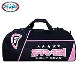 Farabi Fitness-Studio Fitness Sportzeug Tasche, MMA, BoxeAusrüstungstasche, Reisetasche Reise Gang...