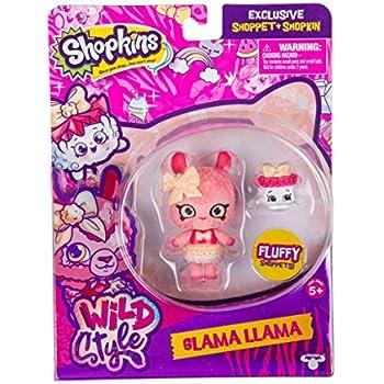 Shopkins S10 SHOPPET Pack - Llama Puffs | Shopkin.Toys - Image 1
