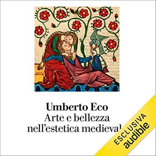 Arte e bellezza nell'estetica medievale copertina