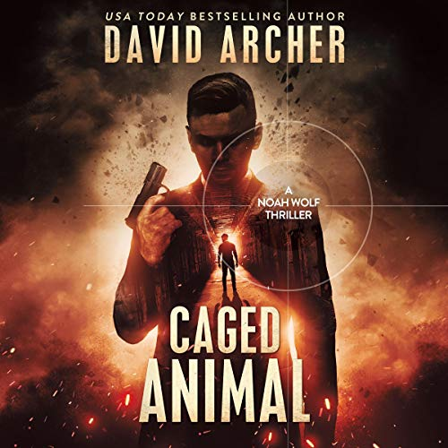 Caged Animal cover art
