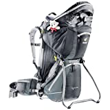 Deuter Kid Comfort III Framed Hiking Child Carrier for Infants and Toddlers
