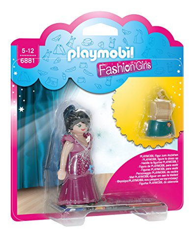 Playmobil Tienda Moda- Party Fashion Girl Figura Accesorios