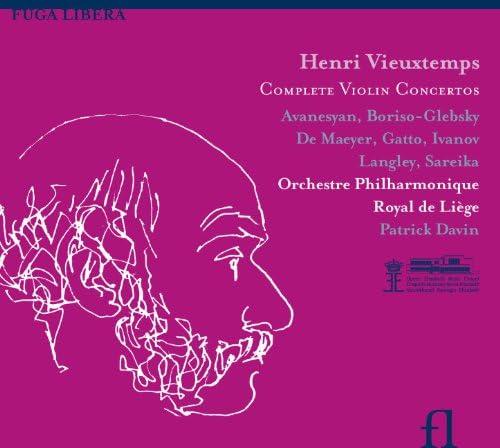 Patrick Davin, Avanesyan, Boriso-Glebsky, De Maeyer, Gatto, Ivanov, Langley, Sareika & Orchestre Philharmonique Royal de Liège