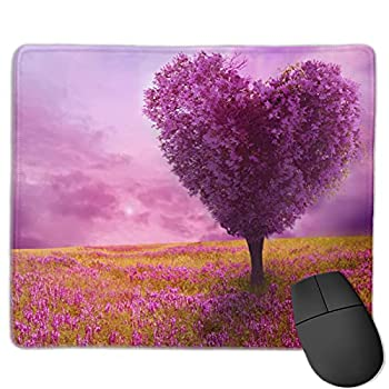 Mouse Pad Non-Slip Rubber Base Mouse Pad Custom Mouse Pad for Gaming Office Home Laptop-Tree of Love