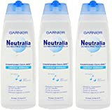 Garnier  - Neutralia Dermo-Protecteur - Shampooing Protecteur - Lot de 3