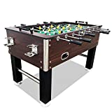 T&R sports 55' Soccer Foosball Table Heavy Duty for Pub Game...