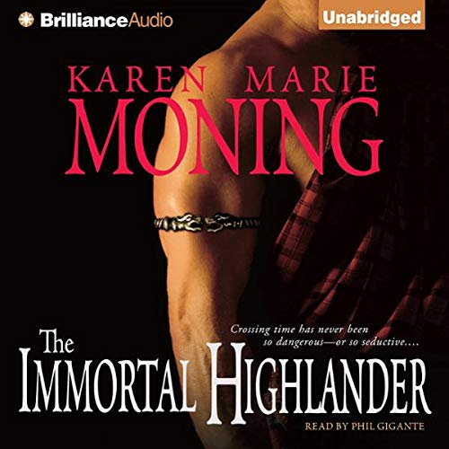 Page de couverture de The Immortal Highlander