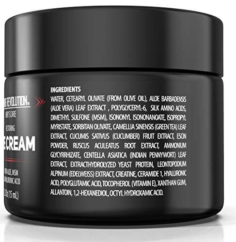 51dDHJ+7vmL - Natural Eye Cream for Men - Mens Eye Cream for Anti Aging, Dark Circle Under Eye Treatment.- Men's Eye Moisturizer Wrinkle Cream - Helps Reduce Puffiness, Under Eye Bags and Crowsfeet