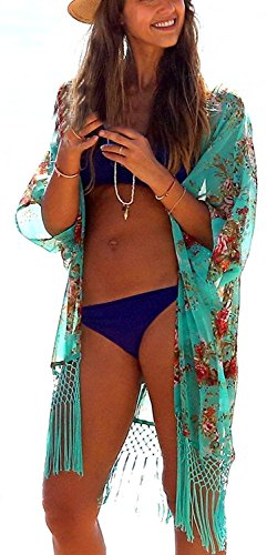 Aimerfeel Beach Cover Up Mujer Suelta Ropa Playa Encubrimiento