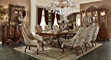 Inland Empire Furniture Jacklyn Formal 7 Piece Dining Room Set