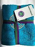 Wimbledon Lady Guest Deep Aqua - Toalla
