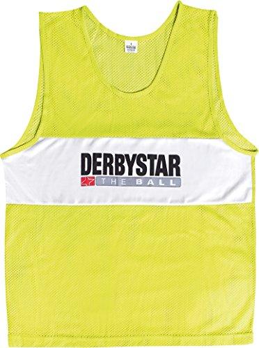 Derbystar Markierungshemdchen Standard, Senior, gelb, 6803050500
