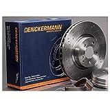 Denckermann B130078 Disque de frein