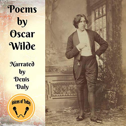 Poems by Oscar Wilde Titelbild