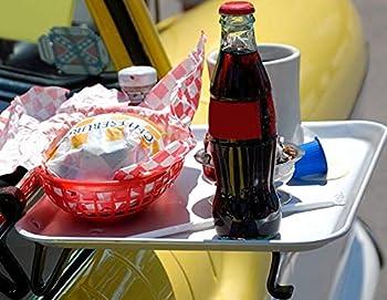 Car Hop Drive In Food Tray Industrial Aluminium Hangs Made in USA