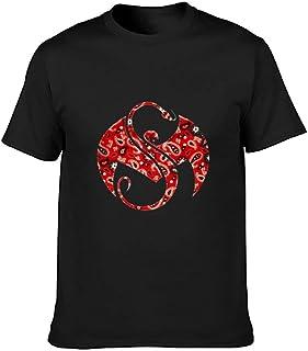 HTU Tech N9ne FunnyPremium Comfortable Cotton Pattern t-Shirt Short Sleeve T-Shirt for Men