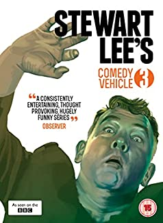 Stewart Lee's Comedy Vehicle 3