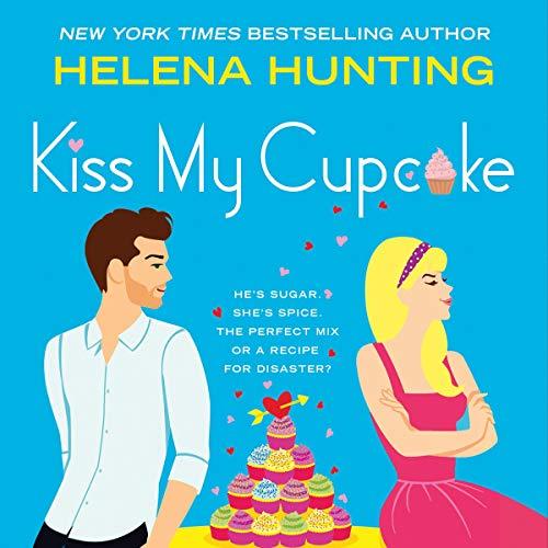 Page de couverture de Kiss My Cupcake