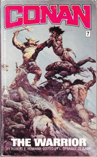 Conan 07/warrior 0441114652 Book Cover