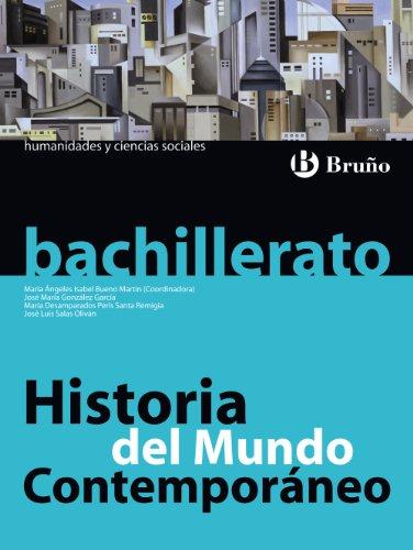 Historia del Mundo Contemporáneo Bachillerato - 9788421659816