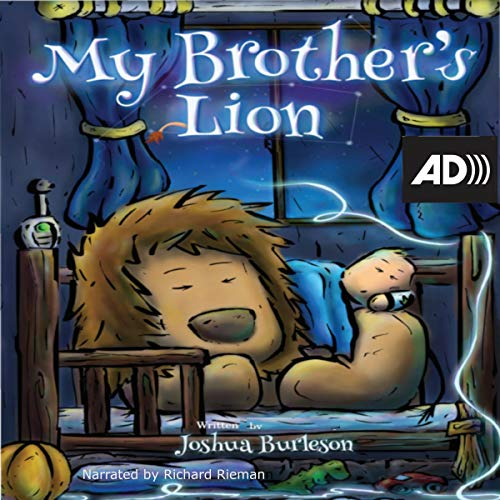 My Brother's Lion cover art