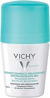 Desodorante 48H Roll on 50ml, Vichy, Branco