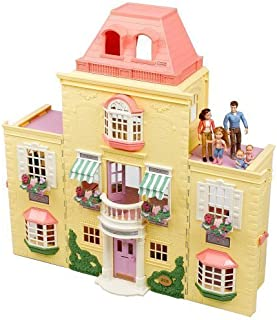 Best fisher price loving family twin time grand mansion Reviews