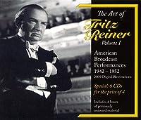 「ライナーの芸術Vol.1,放送録音集1942-53」