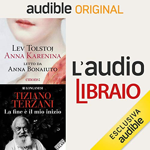 Le vite-universo di Anna e Tiziano     L'Audiolibraio              By:                                                                                                                                 Carlo Annese                               Narrated by:                                                                                                                                 Carlo Annese,                                                                                        Anna Bonaiuto,                                                                                        Fausto Malcovati,                   and others                 Length: 36 mins     Not rated yet     Overall 0.0