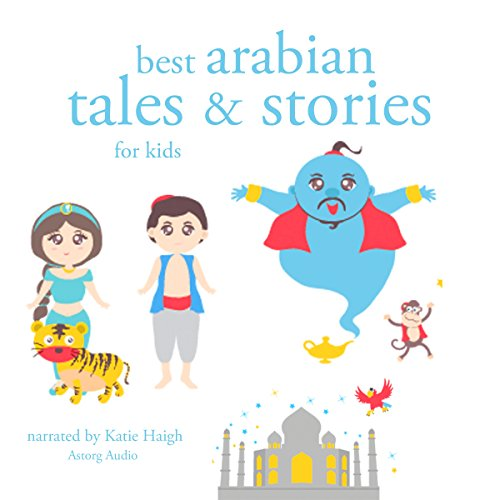 Best Arabian Tales and Stories for Kids cover art