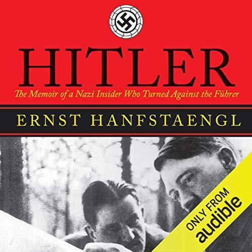 Hitler cover art