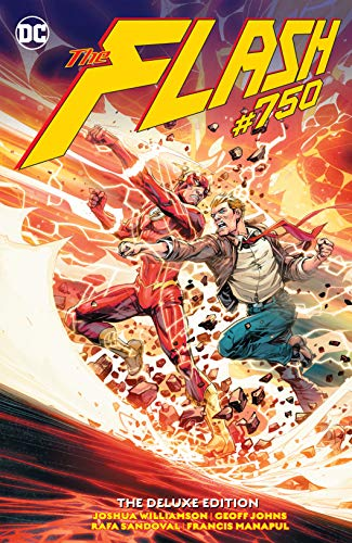 The Flash (2016-) #750: Deluxe Edition