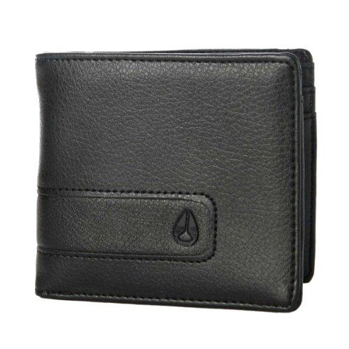 Nixon Showtime Id Brieftasche All Black - Brieftasche Herren