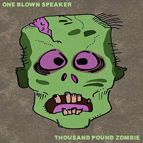One Blown Speaker