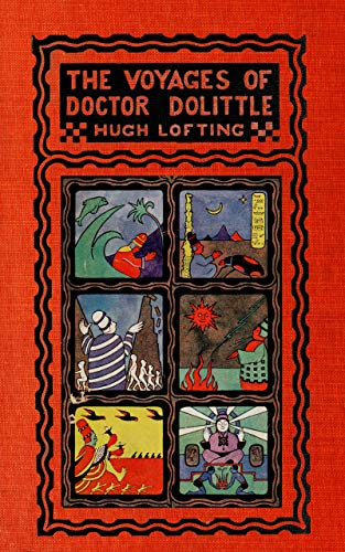 The Voyages Of Doctor Dolittle (Illustrated) (English Edition)