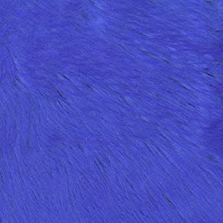 Shannon Faux Fur Luxury Shag Royal Blue
