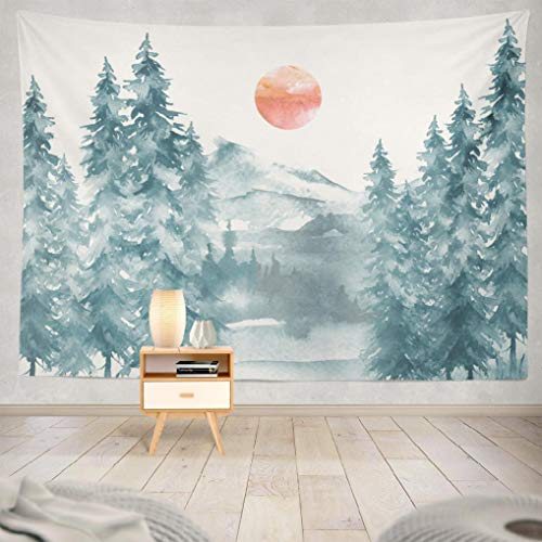 $4.78  Price Drop Watercolor Wall Tapestry No promo code needed