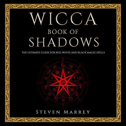 Wicca Book of Shadows cover art