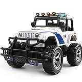 Ycco 1:14 grands pieds 4 roues motrices RC Choc hors route du véhicule Grimpeur Monster Truck 2.4Ghz haute vitesse...
