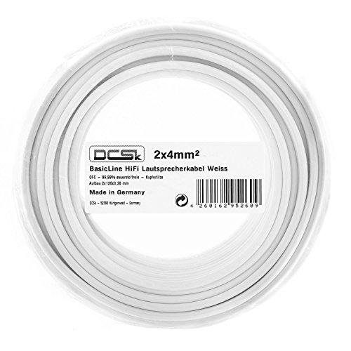 Lautsprecherleitung - (2x2,5mm²
