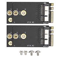 ワイヤレスネットワークアダプタカード、OSXからNGFFへのアダプタワイヤレスカードコンピュータアクセサリ