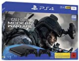 PlayStation 4 Slim inkl. 2 Controller und Call of Duty: Modern Warfare - Konsolenbundle (1TB,...